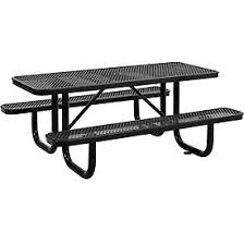 Hammer Wooden Picnic Tables And Outdoor Serving Tables Discover by Benches U0026 Picnic Tables Picnic Tables Steel 72 U0026quot