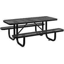 Plastic Folding Picnic Table Black Picnic Table Black Wood Picnic Table Black Supersavera