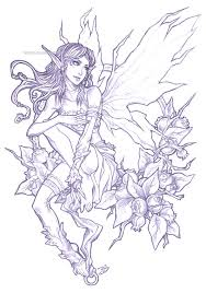 pencil blueberry fairy by bluessence faeries pinterest