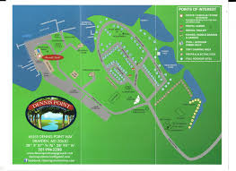 Map Of Md Cherry Hill Park Is The Closest Campground To Washington Dc