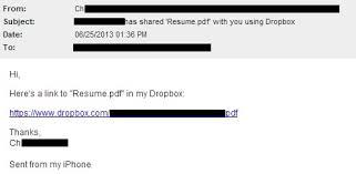 how to send resume via email 24437