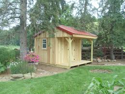 garden sheds portable barns construction in millersburg ohio