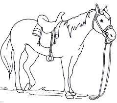 picture free coloring pages horses 65 in coloring pages of animals