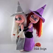 amigurumi witch pattern crochet pattern crochet witch sweet witch cute witch pattern