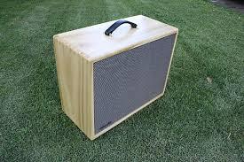 Custom 1x12 Guitar Cabinet B Custom Cabs 1x12 Custom Guitar Speaker Cab Solid Poplar Reverb