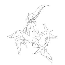 coloriage ã dessiner pokemon legendaire reshiram
