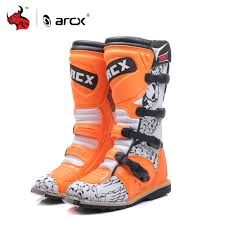 comfortable motorcycle boots aliexpress com buy arcx motorcycle boots moto racing motocross