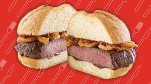 arby s to roll out popular venison sandwiches nationwide today