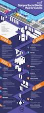 social media event marketing plan infographic marketo