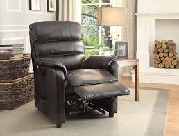 Brown Leather Recliner Chair Sale Amazon Com Homelegance 8545 1lt Power Lift Recliner Chair Dark