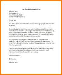 job resignation letters job resignation letter format resignation
