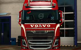 volvo fh13 volvo fh 2013 ohaha v21 15s truck ets2 mod