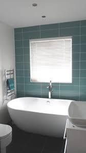how to u2013 dress your bathroom windows with wooden blinds web blinds