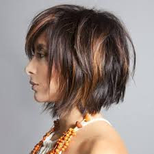 deconstructed bob hairstyle 60 messy bob hairstyles for your trendy casual looks