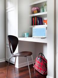 Small Home Office Designs And Layouts DIY - Closet home office design ideas