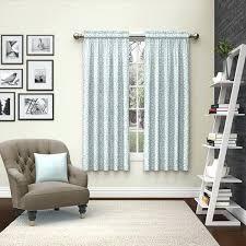 Sheer Curtains Tab Top Byron Damask Semi Sheer Rod Pocket And Tab Top Curtain Panels Tab