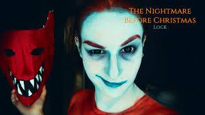 nightmare before christmas halloween costumes adults tim burton u0027s nightmare before christmas lock youtube