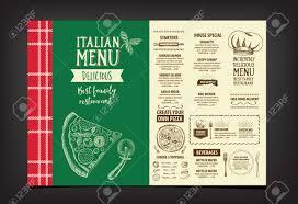 100 free restaurant flyer templates 30 food u0026 drink