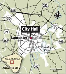 Map Of Lancaster Pa Lancaster Strategy Credited With Creating Safe Thriving Downtown