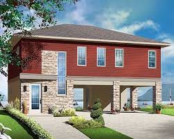 no worries flood zone house plan 22340dr beach vacation