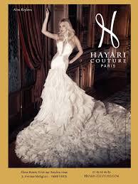 hayari paris u0027 made to measure wedding dresses the french couture