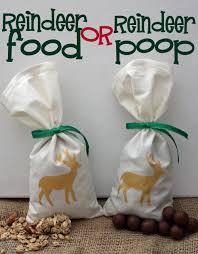 bags for reindeer food or reindeer 30 minute crafts