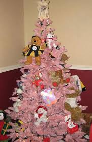 you u0027re doing it wrong pink christmas tree theme my decorative tree