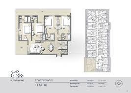 residence floor plan floor plans elite business bay residence business bay by