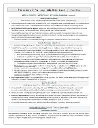 Respiratory Therapist Sample Resume by Chief Medical Officer Sample Resume Executive Resume Writer For