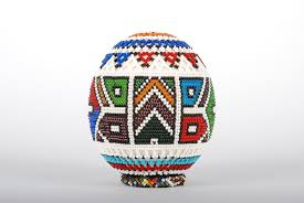 painted ostrich eggs for sale lettie msiza beaded ostrich egg collection for sale