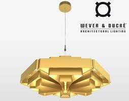 chandelier chandelier wever ducre jules wabbes modern chandelier 3d model max obj fbx mtl