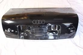 Audi A 6 2003 Used 2003 Audi A6 Trunk Lids U0026 Parts For Sale