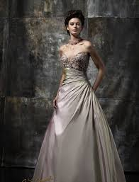 wedding dress not white not white wedding dresses the wedding specialiststhe wedding