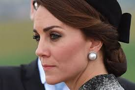 fashioned hair has the duchess of cambridge sparked the return of this old