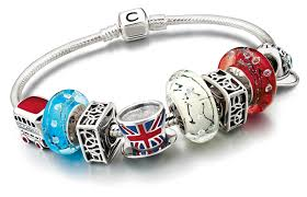 red charm bracelet images Frumpy to funky the british charm bracelet by chamilia jpg