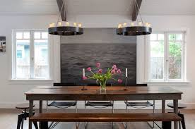 Diy Industrial Dining Room Table Dining Room Ideas Popsugar Home