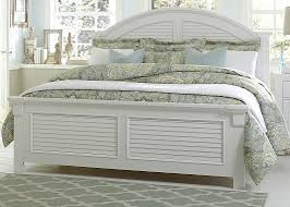 Coastal Bed Sets White Bed Coastal Look