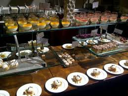 Langham Hotel Chocolate Buffet by More Chocolate Displays Picture Of Cafe Fleuri Boston Tripadvisor
