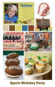 inspiration central boy birthday party inspiration by