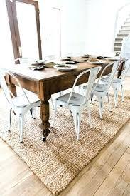 white farmhouse kitchen table rustic farmhouse dining table and chairs rustic farmhouse dining