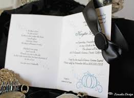 cinderella wedding invitations photo cinderella bridal shower invitation image