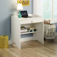 Small Student Desk With Drawers by Sauder Storybook Desk Soft White Walmart Com