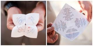 idee menu mariage comment présenter menu de mariage