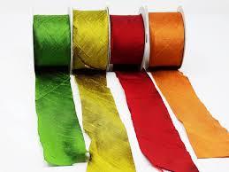 wide ribbon midori silk duponi ribbon 2 inch wide ribbon silk ribbon from