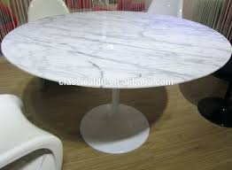 dining table faux marble top dining table set round marble top