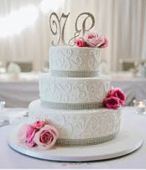 kangaroo point wedding brisbane wedding cake by cats creative