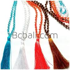 long crystal tassel necklace images Necklaces tassels glass beads crystal long seeds necklaces jpg