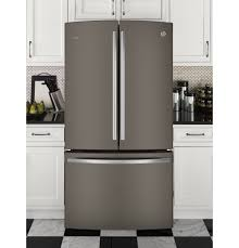 Cabinet Depth Refrigerator Reviews Ge Profile Series Energy Star 23 1 Cu Ft Counter Depth French