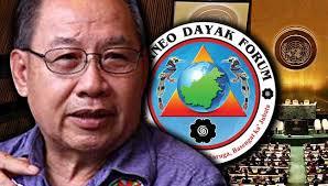 Seeking Malaysia Dayaks Of Malaysia And Indonesia Seek Informal Seat In The Un