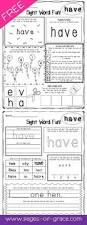 top 25 best pre k sight words ideas on pinterest sight word